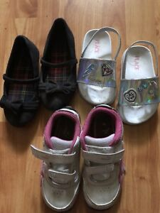 Toddler girl shoes.