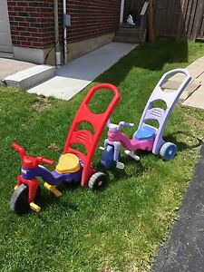 Tricycles $15 each