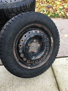 Winter Tires (195/65/R15)