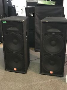 DJ Speakers and Bass. Need to sell fast!