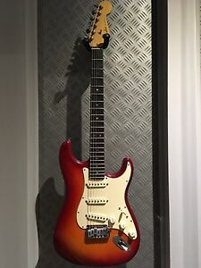 Deluxe USA Stratocaster for your Telecaster