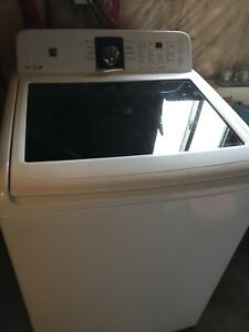 1 year old washer and dryer (gas)