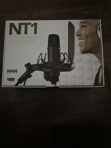 Rode NT1 Microphone Kit (Brand New)