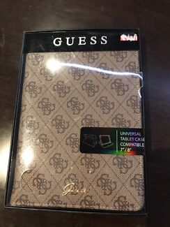 "GUESS universal tablet case compatible 7""/8"""