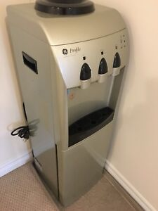 GE water cooler