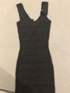 XS and S bandage dresses by Marciano