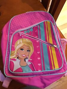 Barbie backpack Doncaster East Manningham Area Preview