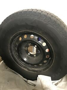 Toyota 4 runner or other fit of 265 70 R17 winter tires