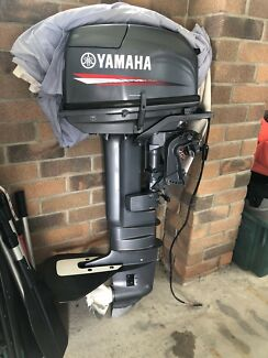 Yamaha 30 HP Outboard Long Shaft.