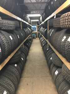 Gently Used Winter Tires!! All Sizes!! All the best brands!!
