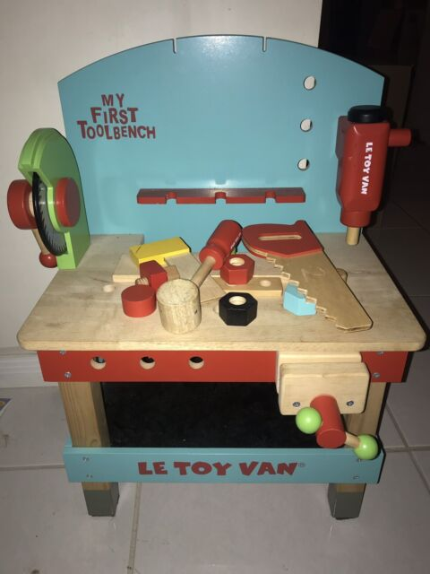 Terrific Le Toy Van My First Tool Bench Toys Indoor Gumtree Gamerscity Chair Design For Home Gamerscityorg