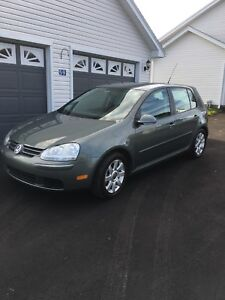 2008 Volkswagen Rabbit 2.5 5speed
