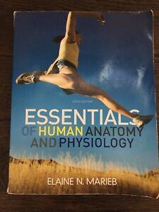 Anatomy book SLC