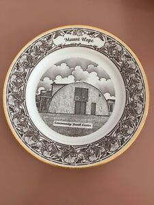 Collector Plate Mount Hope