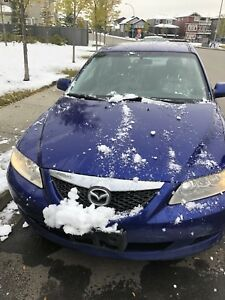 2004 Mazda 6 winter tires and all season tires