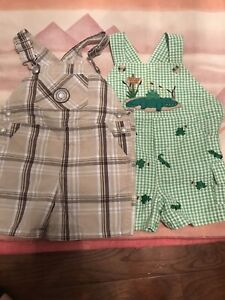 Boys clothes, size 3 months to 4 years old