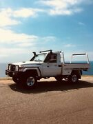 Land cruiser gxl v8 Cooks Hill Newcastle Area Preview