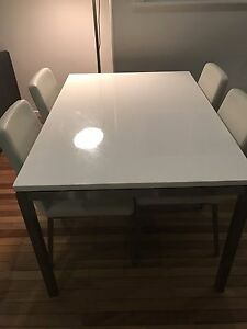 4 seater dining table Wavell Heights Brisbane North East Preview