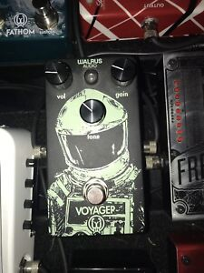 Pedals!  Eqd / walrus / keeley / chase bliss