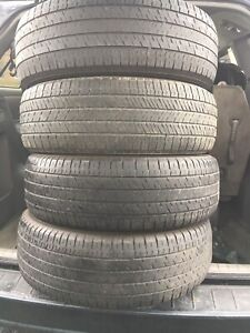 4-225/65R17 Yokohama all season tires