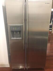 Bargain!!! Samsung 618L fridge/freezer with ice dispenser Embleton Bayswater Area Preview