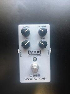MXR Overdrive