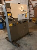 Trade for metal lathe vertical bandsaw