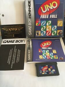 Gameboy Advance jeux complet (UNO) (Charlotte Web)