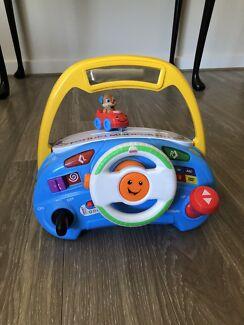 Toddler/baby car toy