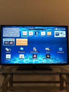 """SAMSUNG 46"""" LED SMART TV"""