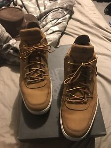 Amherst high top timberlands