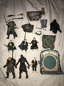 Lord of the Rings Figure Lot
