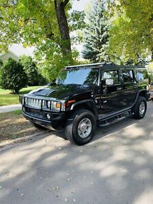 2007 Hummer H2 Low KM