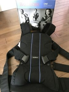 Baby Bjorn One Baby Carrier - Like New!