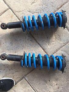 Subaru liberty suspension springs Hamilton Newcastle Area Preview