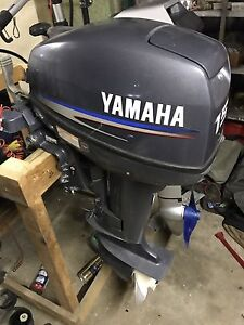 Yamaha 15hp 2stroke motor Redbank Plains Ipswich City Preview
