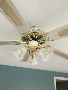Ceiling fans- perfect condition!