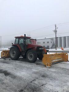 Tracteur case mx 130