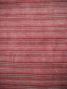 New Handwoven Bayliss Haven Red Robin Wool Viscose Blend Rugs Melbourne CBD Melbourne City Preview
