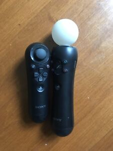 PS3 Move Navigation and Motion Controller