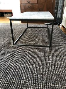 Jute Boucle Rug from west elm (244cm x 305cm).<br/>Dark navy colour. Showing some minor wear and tear. Must sell as moving overseas.<br/><br/>http:/&#47 ...