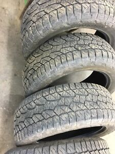 275/55R20 tires