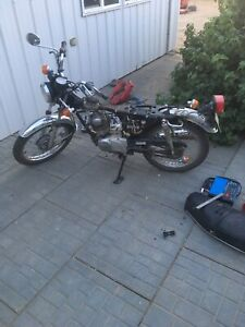 Wanted late 70s cb125