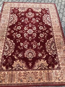 Wool And Silk Extra Large Persian Rug