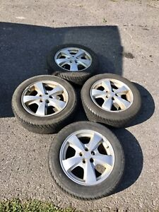 Chevrolet Cavalier Rims and Tires