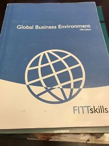 Global Business Environment textbook