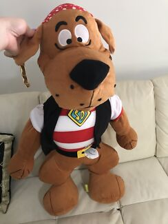 Scooby Doo Soft Toy And Dvd Toys Indoor Gumtree Australia