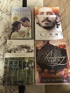 Lion and The Light Between Oceans and Pemberley Ranch