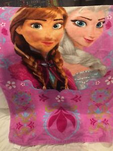 Frozen beach towel
