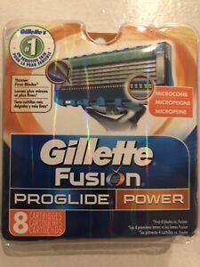 Gillette Fusion Proglide 8 Pack